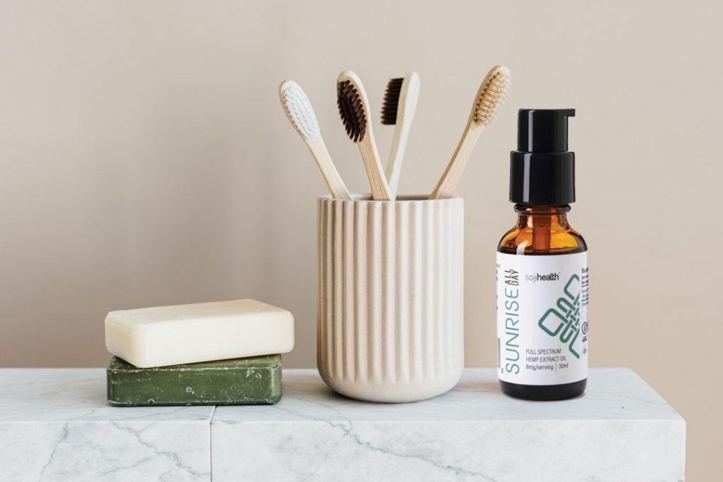 Soji Health THC-free CBD oil