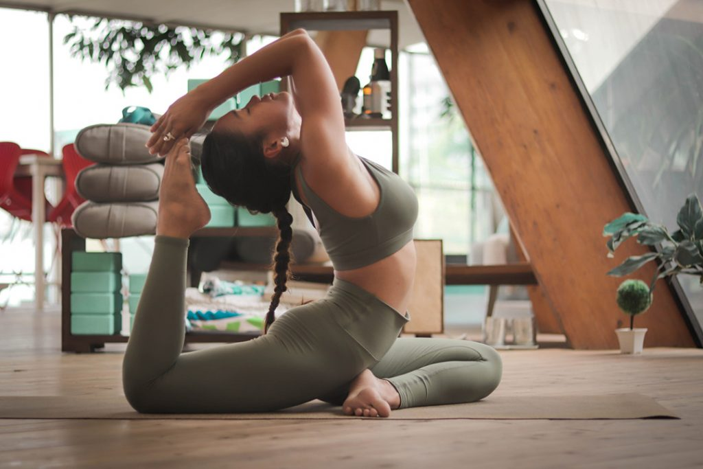 Yoga and the benefits of relaxation