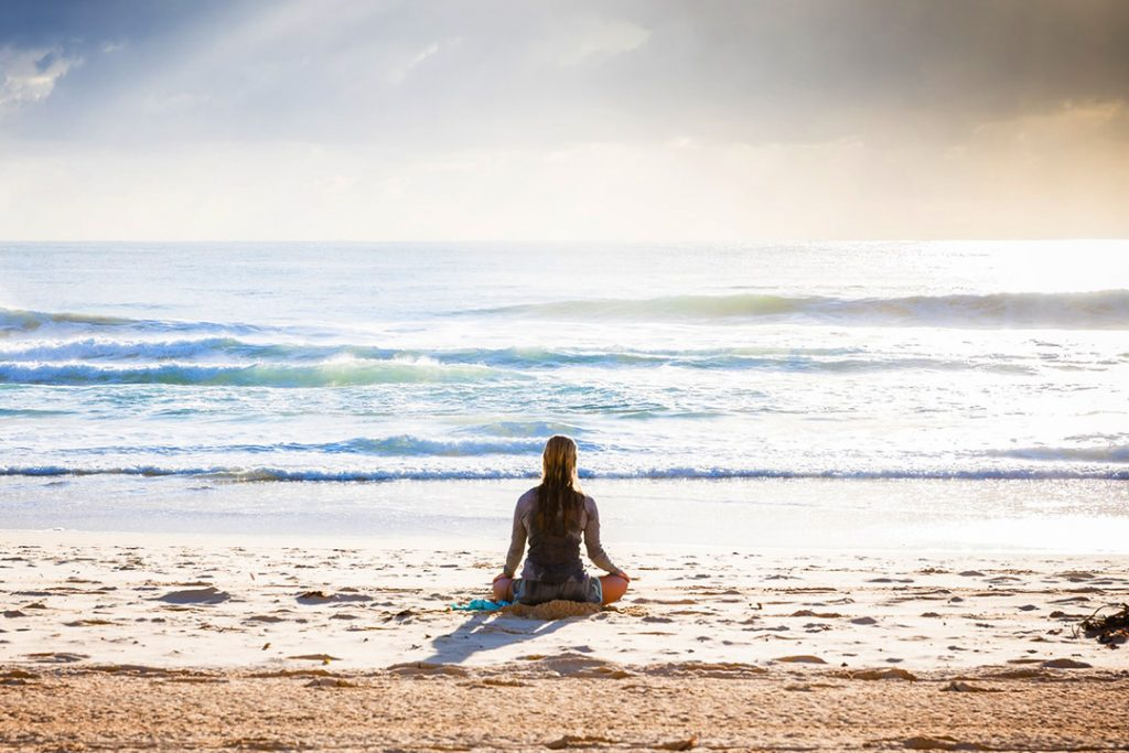 Five ways to find inner peace